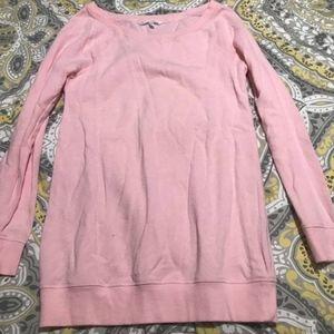 Tunic Sweatshirt